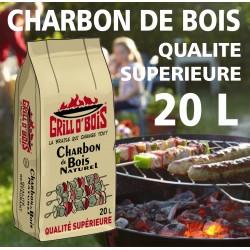 ECOUIS CASIER N°2 - CHARBON DE BOIS